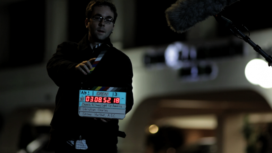 How to Slate a Movie | Kyle Gilman