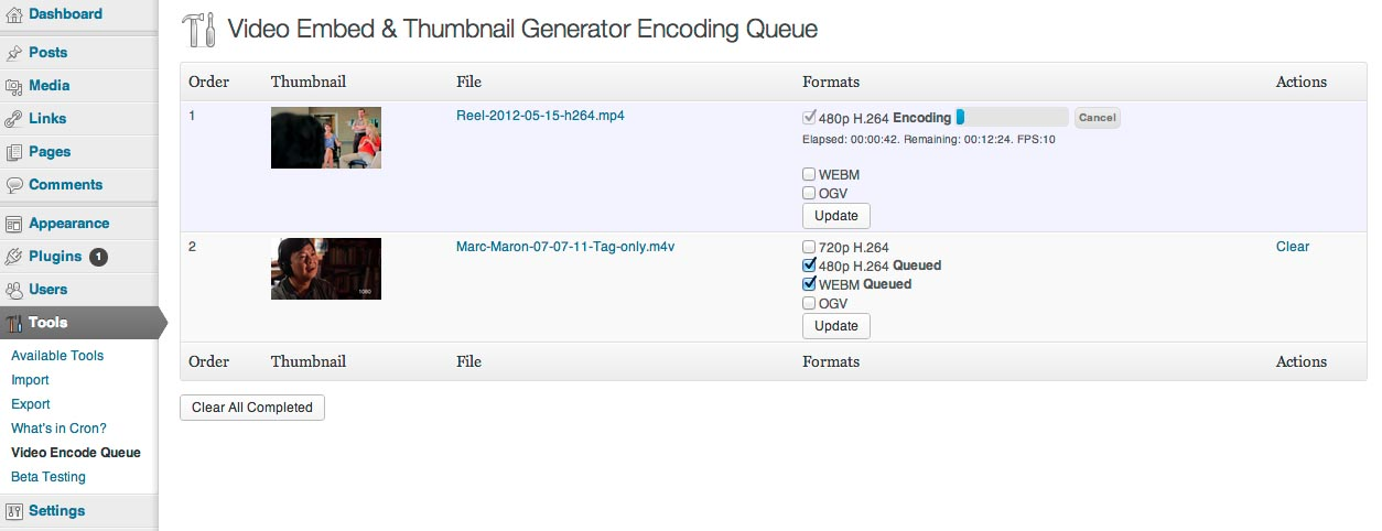 Video Embed & Thumbnail Generator Wordpress Plugin | Kyle Gilman