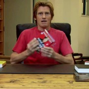 Denis Leary Book Trailer