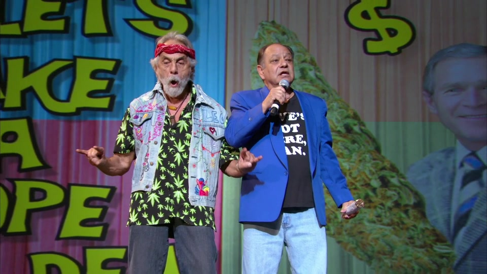 Cheech and Chong — Lets Make a Dope Deal