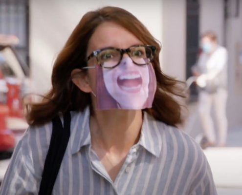 Tina Fey in 30 Rock Special